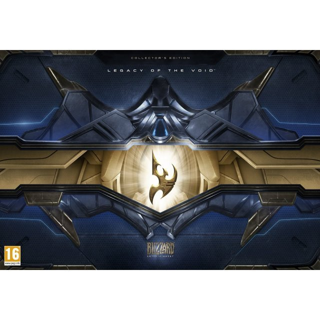 Starcraft II: Legacy of the Void (Collector's Edition) (DVD-ROM)