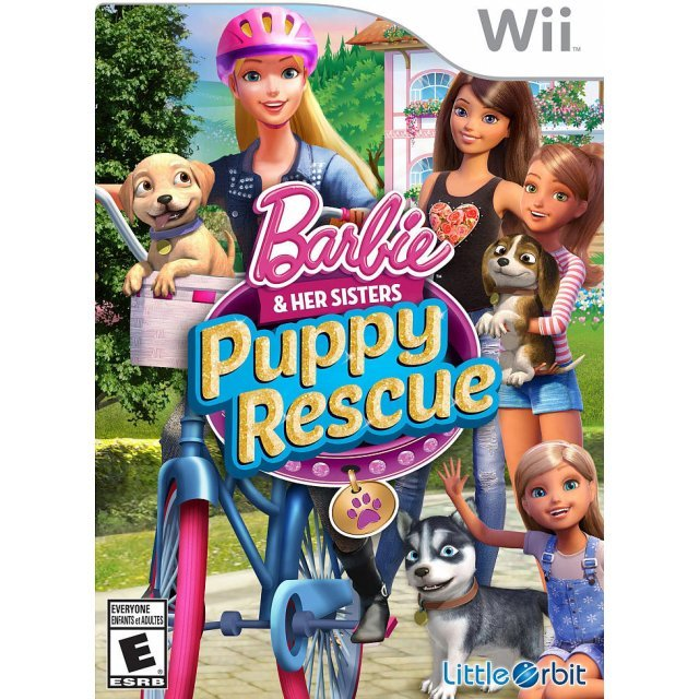 Barbie and Her Sisters: Puppy Rescue