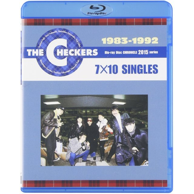 Blu-ray Disc Chronicle 1986-1992 7 X 10 Singles