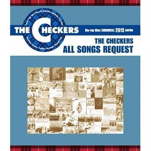 Blu-ray Disc Chronicle Checkers All Songs Request