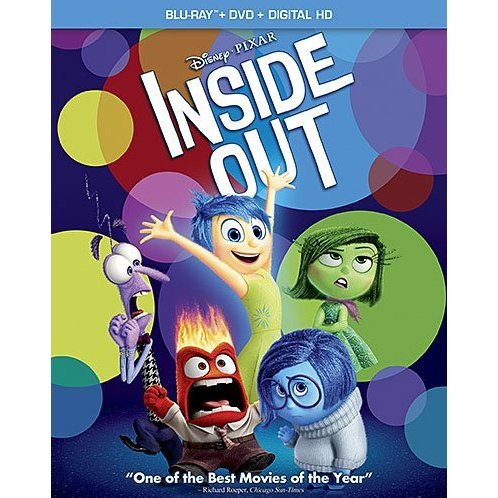Inside Out [Blu-ray+DVD+Digital Copy]
