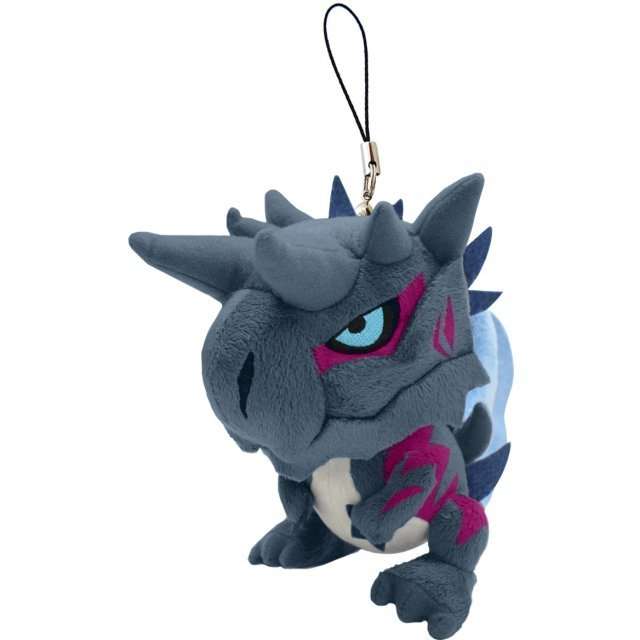 Monster Hunter X Monster Mini Mascot Plush: Dinovaldo (Re-run)