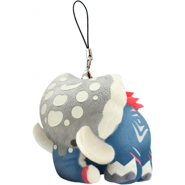 Monster Hunter X Monster Mini Mascot Plush: Gamuto