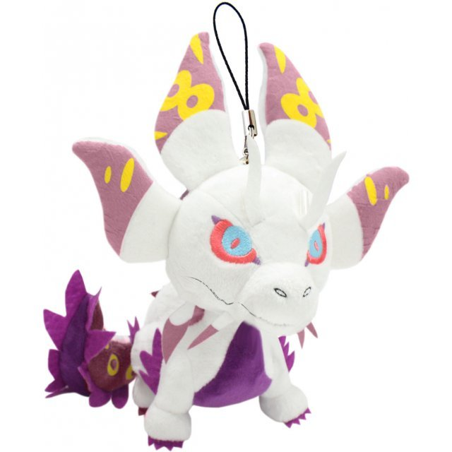 Monster Hunter X Monster Mini Mascot Plush: Leviathan Monster (Re-run)