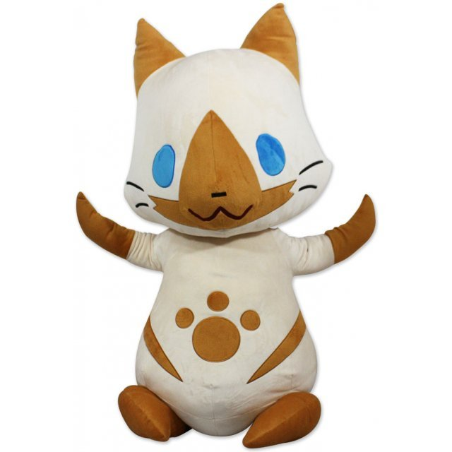 Monster Hunter X Oversized Plush: Airou