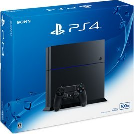 PlayStation 4 System (New Version) (Jet Black)