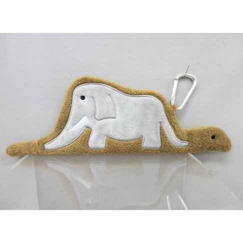 The Little Prince Flat Pouch: Elephant & Snake