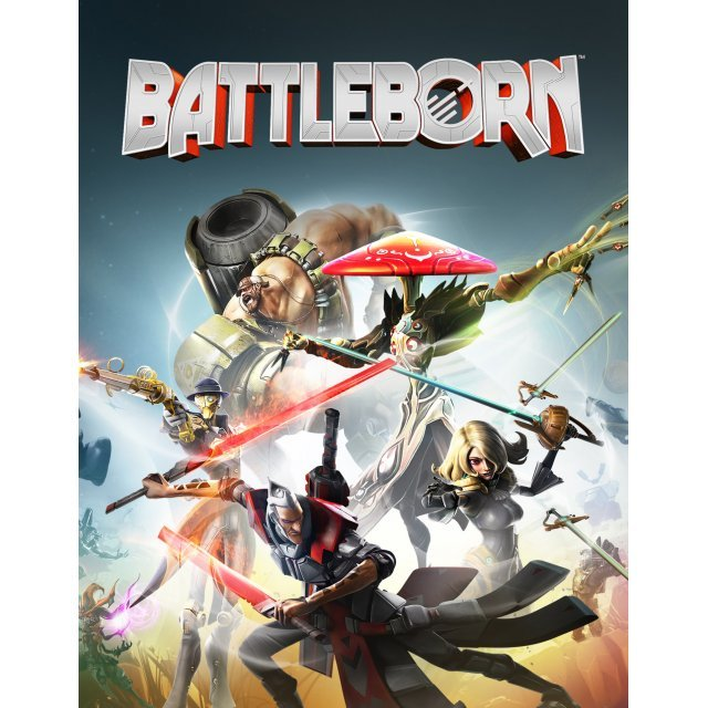 Battleborn [incl. Firstborn Pack DLC] (Steam)