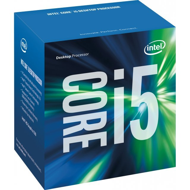 Intel Core i5-6600, 4x 3.30GHz, boxed