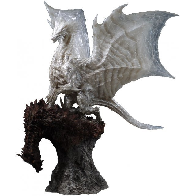 Monster Hunter Capcom Figure Builder Creators Model: Kushala Daora (Ecdysis)
