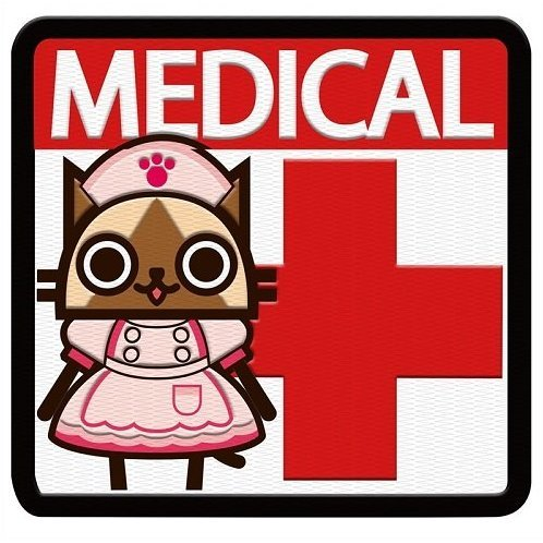 Monster Hunter Vol. 3 Patch: Airou Medical