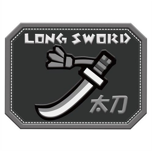 Monster Hunter Vol. 3 Weapon Icon Patch: Long Sword