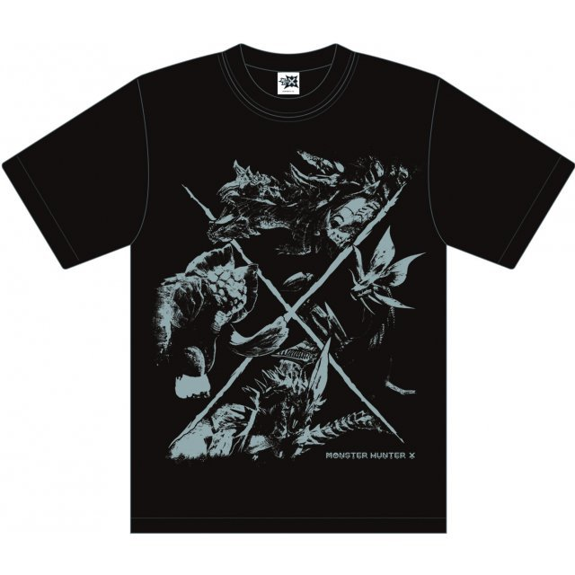 Monster Hunter X T-shirt S: Main Monster