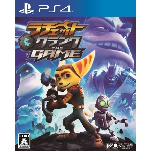 Ratchet & Clank The Game