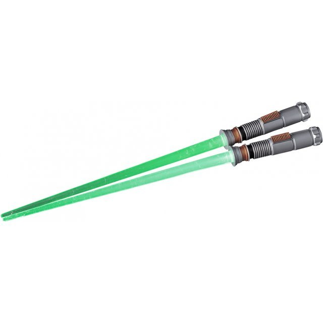 Star Wars Lightsaber Chopstick: Luke Skywalker EP6 Light Up Ver.