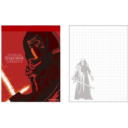 Star Wars The Force Awakens Square Memo 1