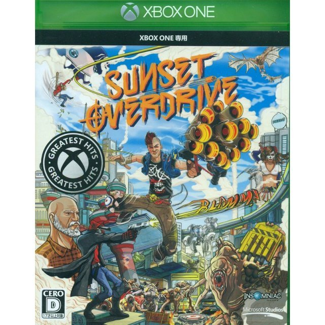 Sunset Overdrive (New Price Version)