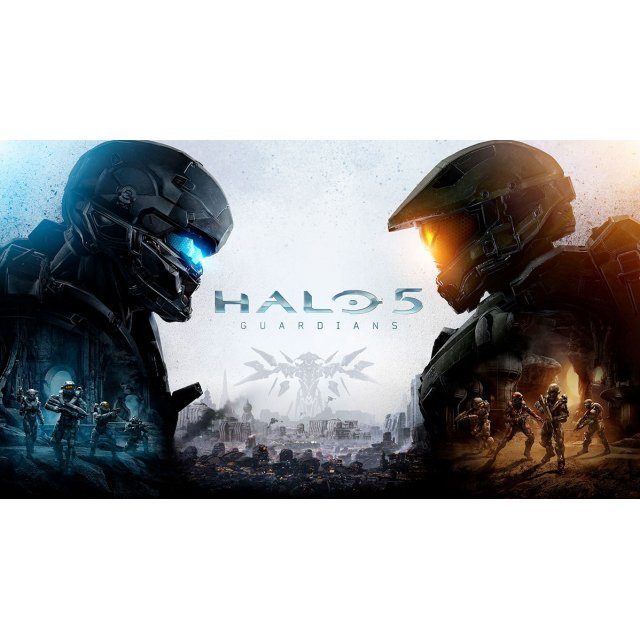 Xbox 360 Live 12-Month Gold Membership Card [Halo5 Edition]