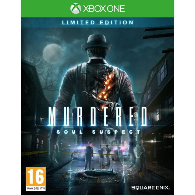 Murdered: Soul Suspect [Limited Edition]