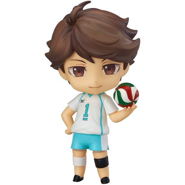 Nendoroid No. 563 Haikyu!! Second Season: Toru Oikawa (Re-run)