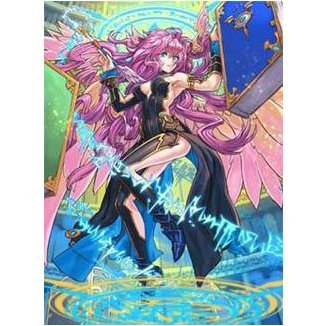 Puzzle & Dragons TCG Deck Case: PDC-09 Shinsho no Kanrisha Metatron
