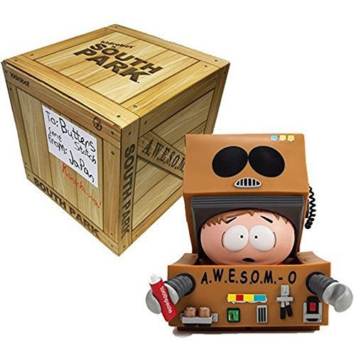 South Park Cartman Vinyl Figure: Awesom-O