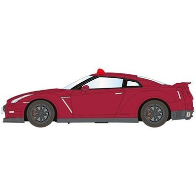 Tomica Limited Vintage NEO: Abunai Deka 01 Nissan GT-R 2014 Red