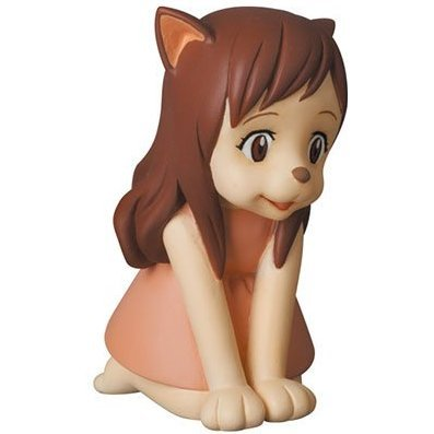 Ultra Detail Figure Studio Chizu Wolf Children: Yuki