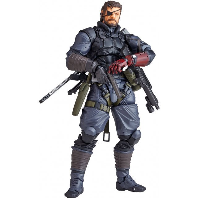 Vulcanlog 004 Metal Gear Solid V The Phantom Pain: Venom Snake Sneaking Suit Ver.