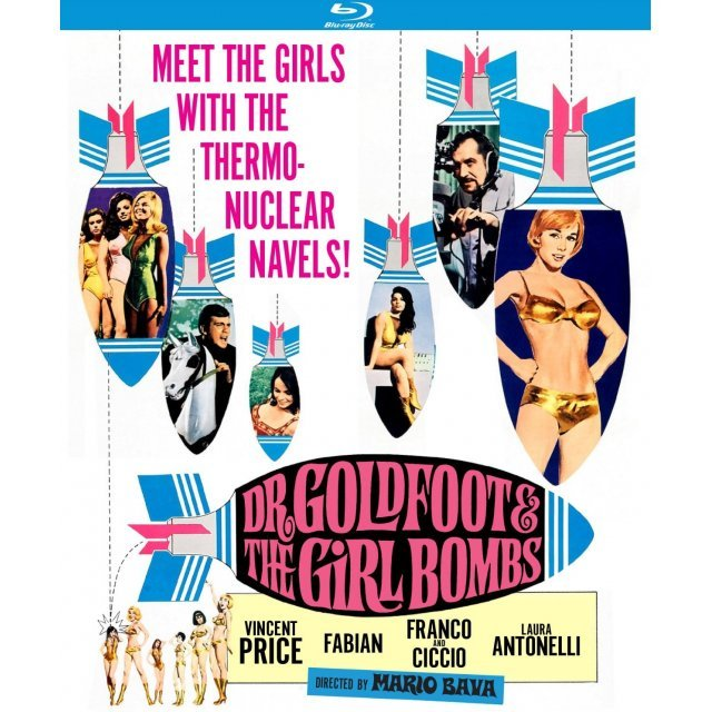 Dr. Goldfoot & the Girl Bombs