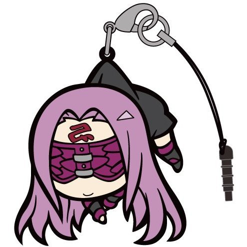 Fate/stay Night Unlimited Blade Works Tsumamare Strap: Rider