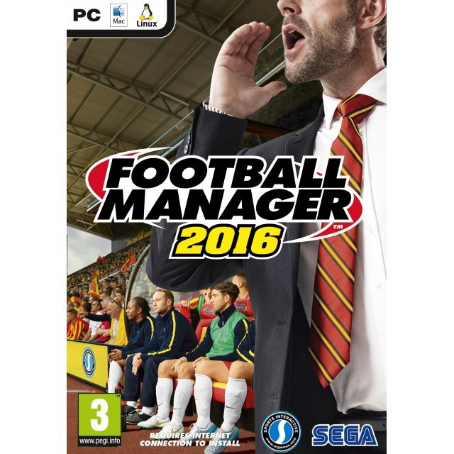 Football Manager 2016 (Steam)