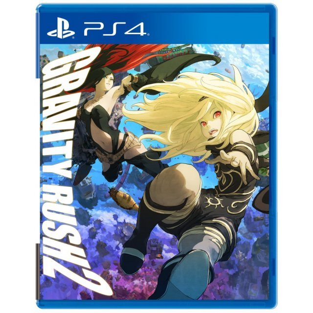 Gravity Rush 2 (English & Chinese Subs)