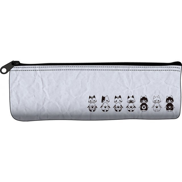 Monster Hunter X Paper Like Pen Pouch: White