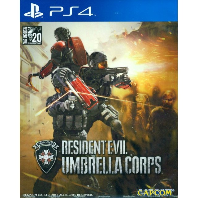 Resident Evil Umbrella Corps (Multi-Language)
