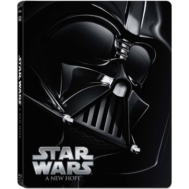 Star Wars: Episode IV - A New Hope [SteelBook]