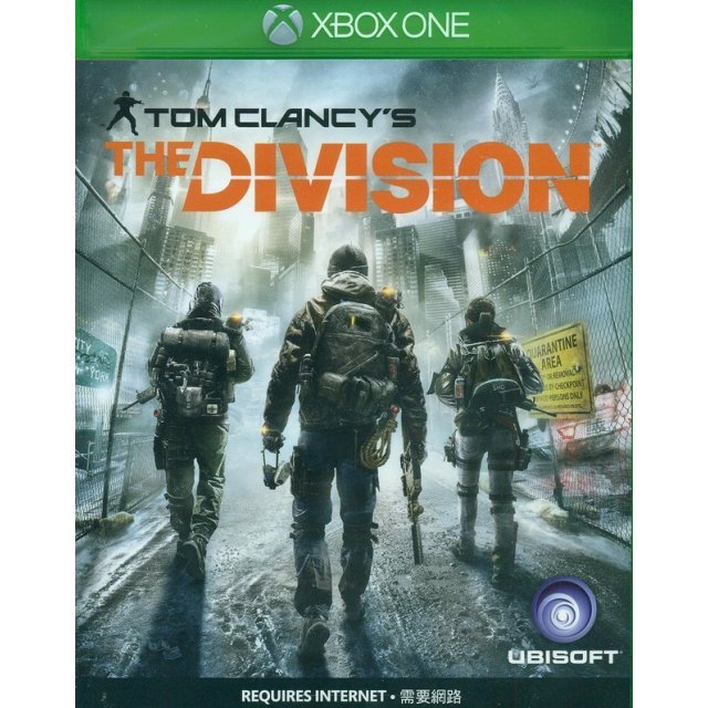 Tom Clancy's The Division (English & Chinese Subs)