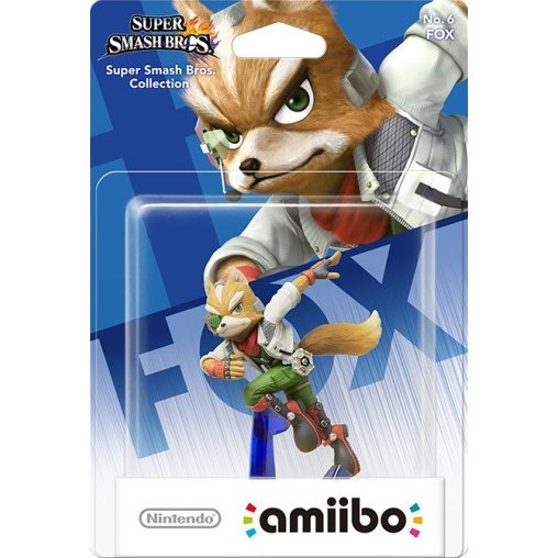 amiibo Super Smash Bros. Series Figure (Star Fox)