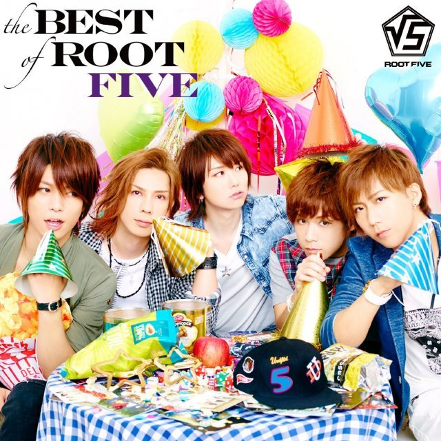 Best Of Root Five