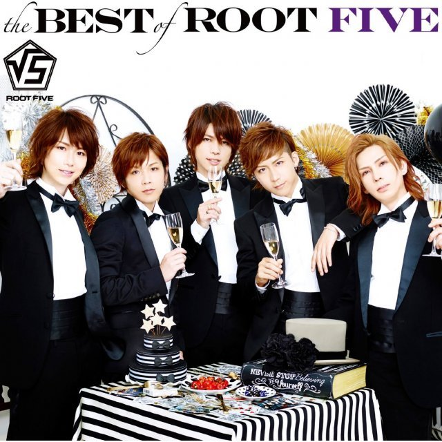 Best Of Root Five [CD+DVD]