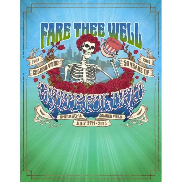 Grateful Dead: Fare Thee Well