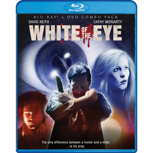 White of the Eye [Blu-ray+DVD]