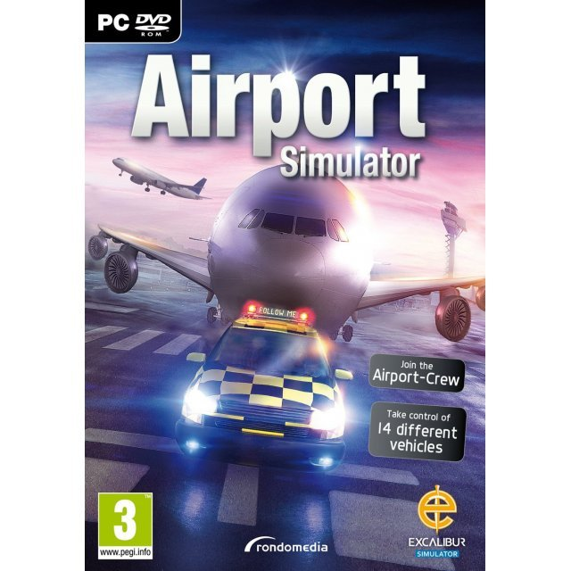Airport Simulator (DVD-ROM)