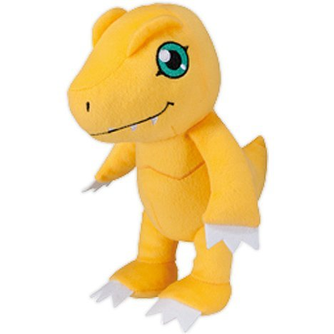 Digimon Adventure Super DX Plush: Agumon