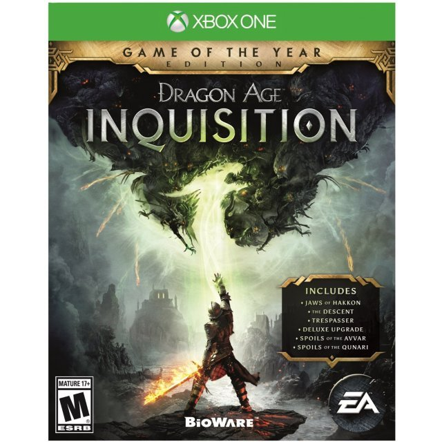 Dragon Age Inquisition (Game of the Year Edition)