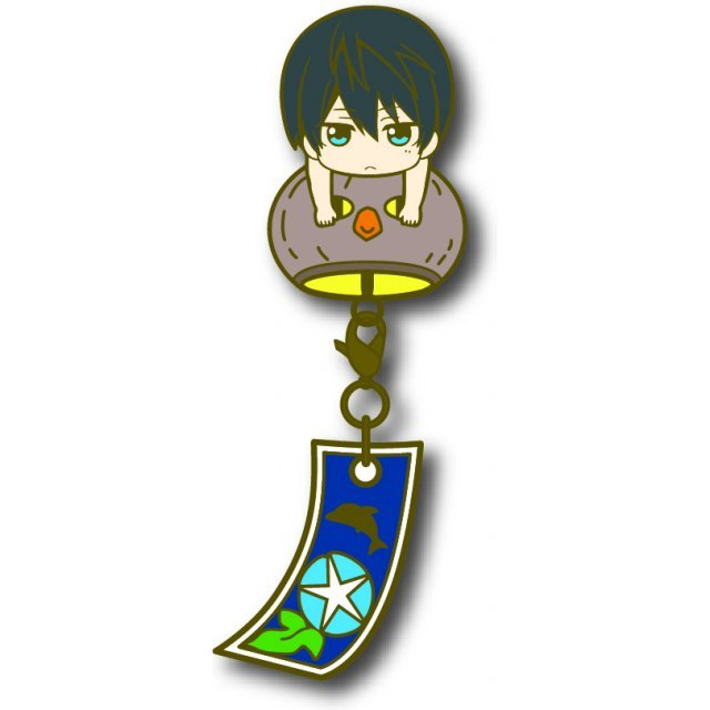 Free! -Eternal Summer- Toy's Works Collection 2.5 Sisters Pin Charm: Haruka