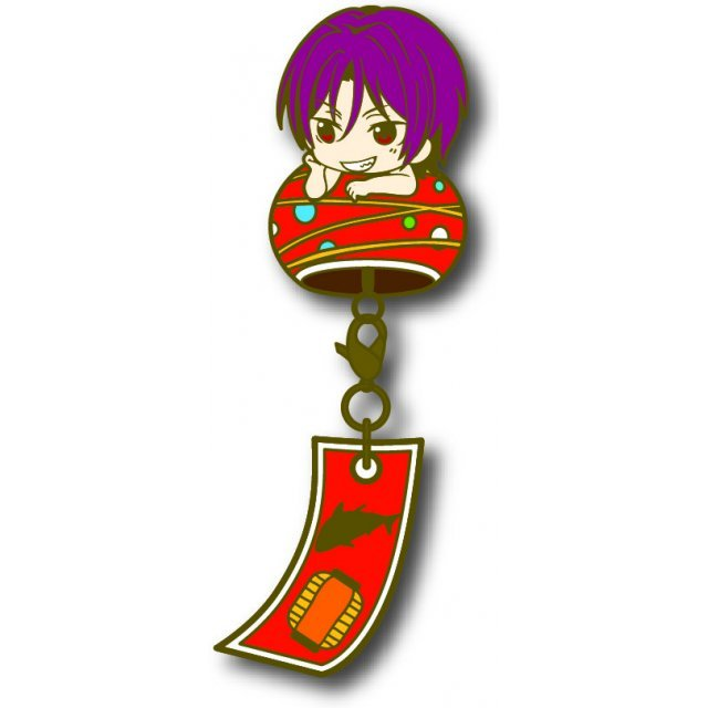 Free! -Eternal Summer- Toy's Works Collection 2.5 Sisters Pin Charm: Rin