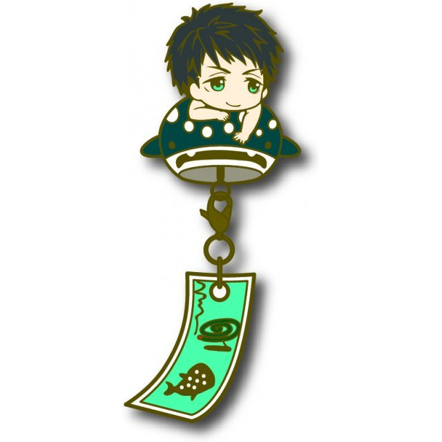 Free! -Eternal Summer- Toy's Works Collection 2.5 Sisters Pin Charm: Sousuke