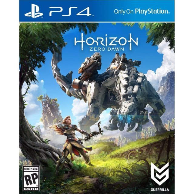 Horizon: Zero Dawn (English & Chinese Subs)