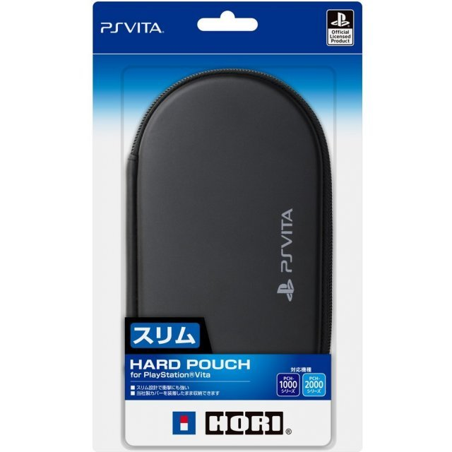 New Hard Pouch for Playstation Vita (Black)